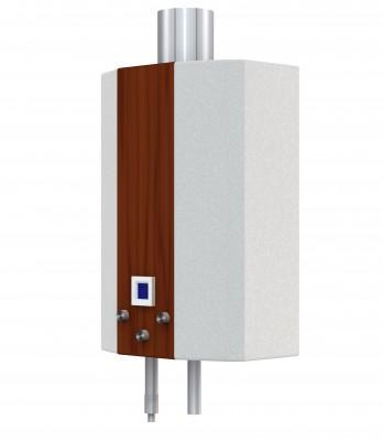 Ειδικό μπόιλερ για θερμοσίφωνα που λειτουργεί με υγραέριο
